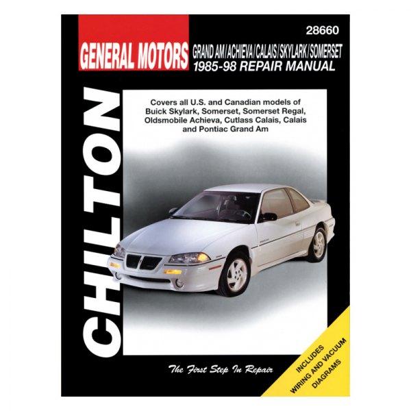 chilton gmc ck pickup 1985 repair manual rh carid com 1986 GMC S15 1985 GMC S15 Specs