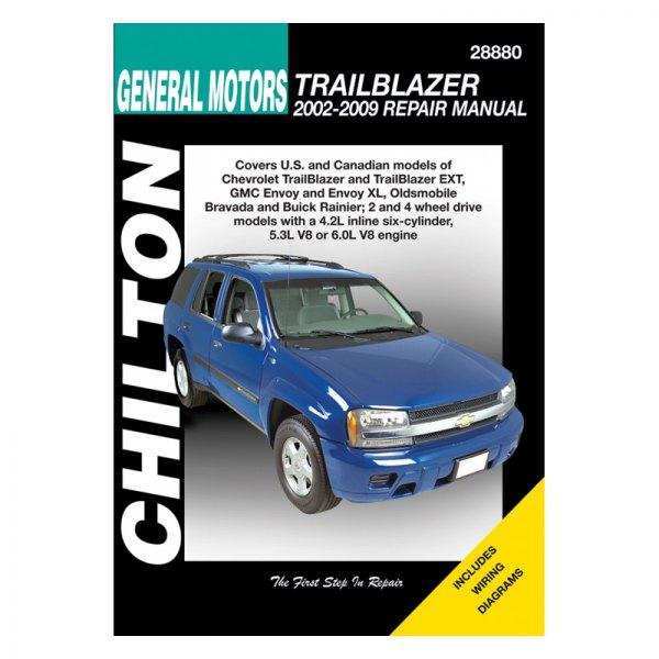 2002 gmc envoy repair manual