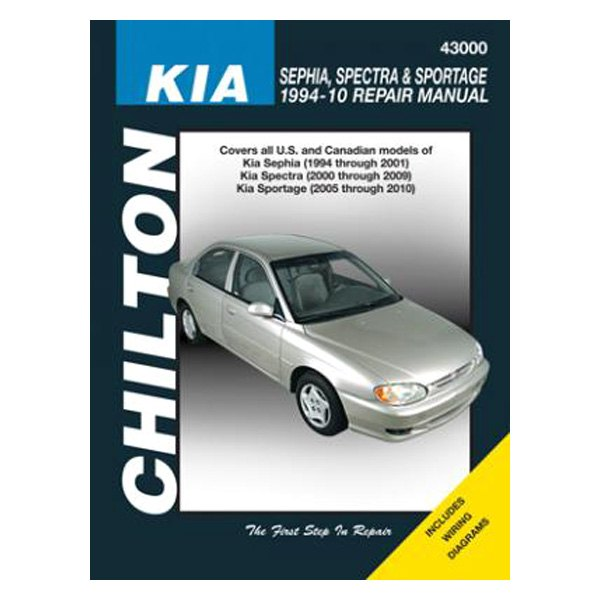 chilton 43000 kia sephia spectra sportage repair manual rh carid com 2007 kia spectra repair manual pdf 2007 kia spectra repair manual pdf