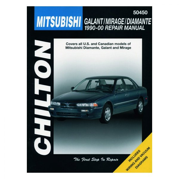 chilton 50450 mitsubishi galant mirage diamante repair manual rh carid com 2001 Mitsubishi Diamante 2001 Mitsubishi Diamante