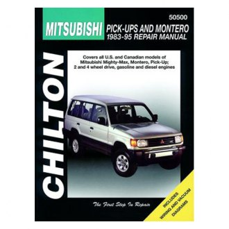 mitsubishi mighty max auto repair manual books carid com rh carid com 1995 mitsubishi mighty max repair manual free download 1991 mitsubishi mighty max repair manual