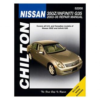 2004 nissan 350z auto repair manuals at carid com rh carid com 2003 Nissan 350Z 2004 Nissan 350Z Custom