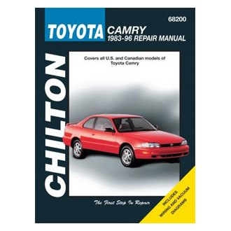 Chilton® - Toyota Camry Repair Manual