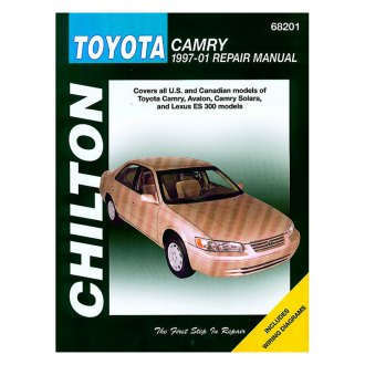 Chilton® - Toyota Camry/Avalon/Lexus ES 300 Repair Manual