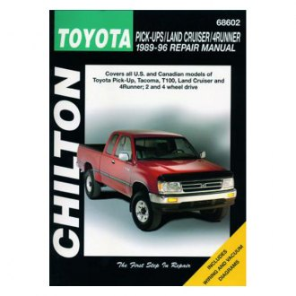 1996 toyota tacoma auto repair manuals at carid com rh carid com 1996 toyota tacoma factory service manual Toyota Tacoma Electrical Wiring Diagram
