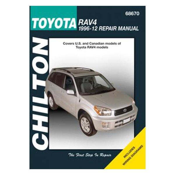 toyota rav4 repair manual pdf