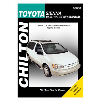 2007 toyota sienna auto repair manuals at carid com rh carid com 2007 toyota sienna owners manual pdf 2007 toyota sienna service manual free download