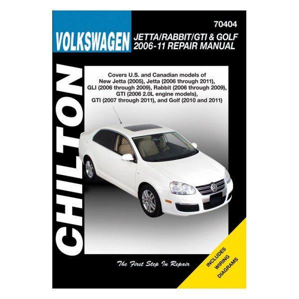 chilton 70404 volkswagen jetta rabbit gti golf repair manual rh carid com VW Golf 4 Door VW EA888 Engine