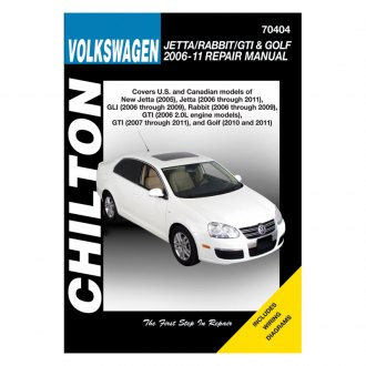 Chilton® - Volkswagen Jetta/Rabbit/GTI/Golf Repair Manual