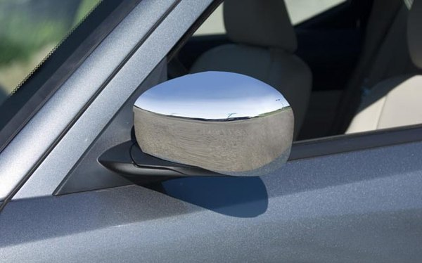 RI® - Chrome Full Mirror Cover