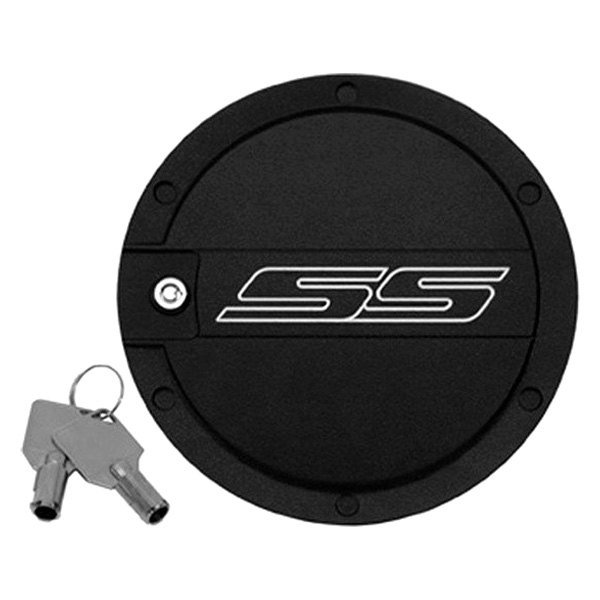 DefenderWorx® - Two Tone Gas Cap with SS Logo