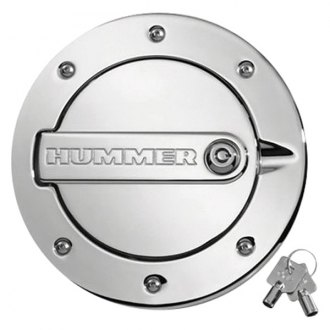 DefenderWorx® - Gas Cap with Hummer Logo