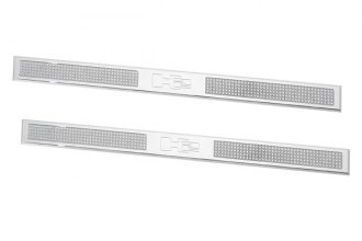 DefenderWorx® - Chrome Plated Door Sills