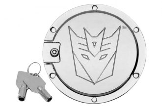 DefenderWorx® - Gas Cap with Transformers™ Decepticon Logo