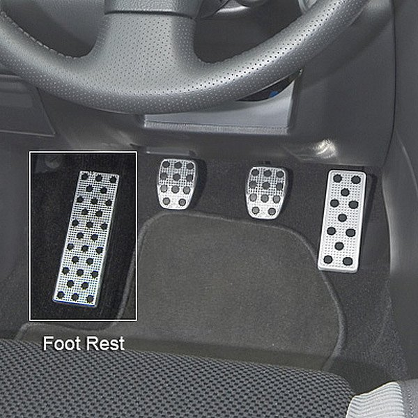 Putco® - Track Design Foot Rest