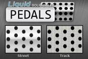 Putco® - Liquid Pedals Street and Track Design