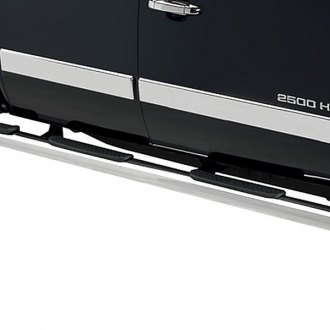 Image may not reflect your exact vehicle!Putco® - Stainless Steel Rocker Panels