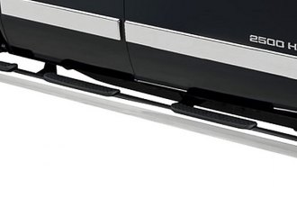 Image may not reflect your exact vehicle! Putco® - Stainless Steel Rocker Panels