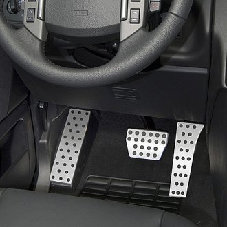 Image may not reflect your exact vehicle!Putco® - Street Design Liquid Pedals