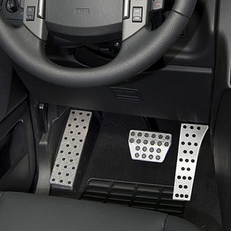 Image may not reflect your exact vehicle!Putco® - Track Design Liquid Pedals