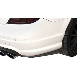 Chrome & Carbon® - Carbon Fiber Rear Bumper Extension
