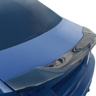 Chrome & Carbon® - Rear Lip Spoiler