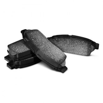 Chrome Brakes® - Ceramix Front Brake Pads