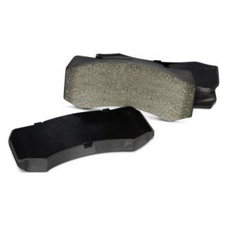 Chrome Brakes® - Ceramix Rear Brake Pads