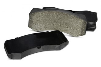 Chrome Brakes® CX1423 - Ceramix Rear Brake Pads