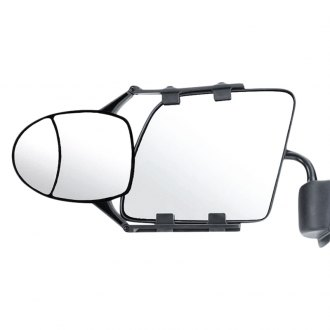CIPA® - Dual View Clip-On Towing Mirror Extension