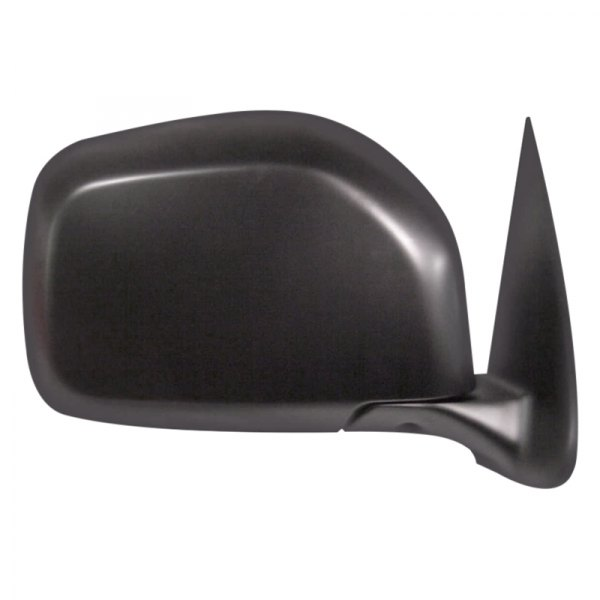 Chrome Convex Glass Cipa 17472 Passenger Right Side Mirror Non-heated