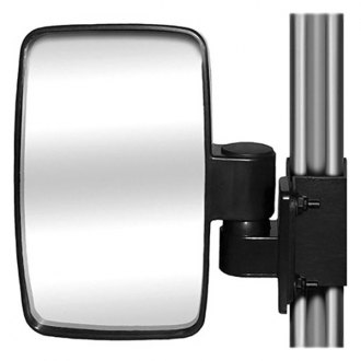 CIPA® - Textured UTV mirror (Manual, Foldaway, Convex Lens)