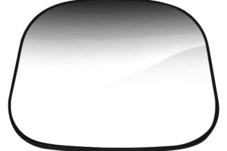 CIPA® 100GL - Driver and Passenger Side Replacement Glass with Affixed Mounting Plate