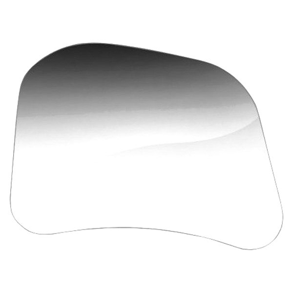 CIPA® - Driver Side Mirror Glass for Extension Towing Mirrors