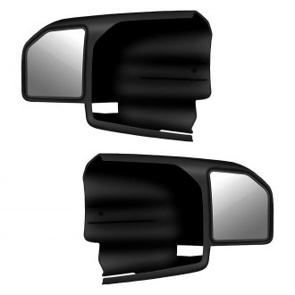 CIPA® - Driver and Passenger Side Towing Mirrors Extensions