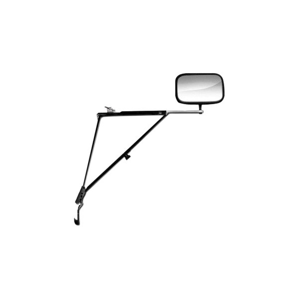 CIPA® - Driver and Passenger Side Door Mount Towing Mirrors