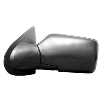 CIPA® - Manual Remote Side View Mirror (Non-Heated, Foldaway)