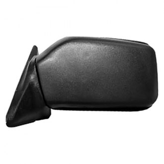 CIPA® - Original Style Driver Side Black Replacement Mirror