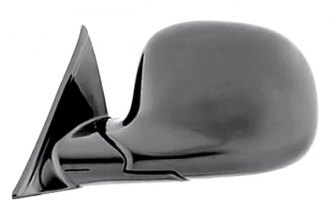 CIPA® 22095 - Original Style Driver Side Gloss Black Replacement Mirror