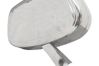 CIPA® - Original Style Passenger Side Chrome Replacement Mirror