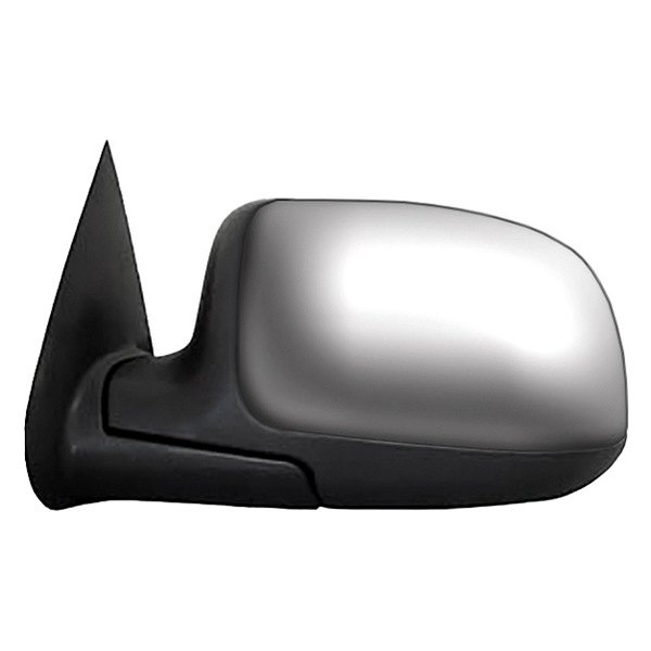 CIPA® - Chrome Capped Driver Side Original Style Replacement Mirror