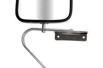 CIPA® - Driver and Passenger Side Stainless Mirror