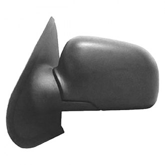 CIPA® - Driver Side Manual Side View Mirror (Non-Heated, Foldaway)