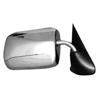 CIPA® - Chrome Passenger Side Original Style Replacement Mirror