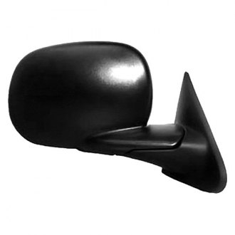 CIPA® - Textured Black Passenger Side Original Style Replacement Mirror