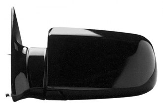 CIPA® 55000 - Original Style Driver Side Black Replacement Mirror
