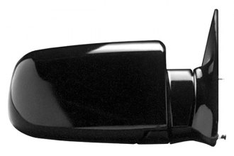 CIPA® 55100 - Original Style Passenger Side Black Replacement Mirror
