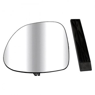 CIPA® - Driver Side Replacement Glass For CIPA Magna Extendable Replacement Mirrors (Power, Flat Lens)