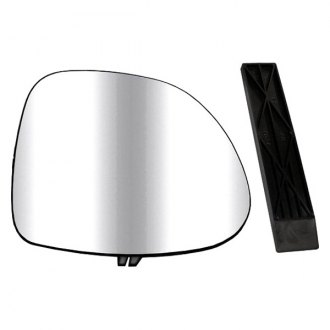 CIPA® - Passenger Side Replacement Glass For CIPA Magna Extendable Replacement Mirrors (Power, Flat Lens)
