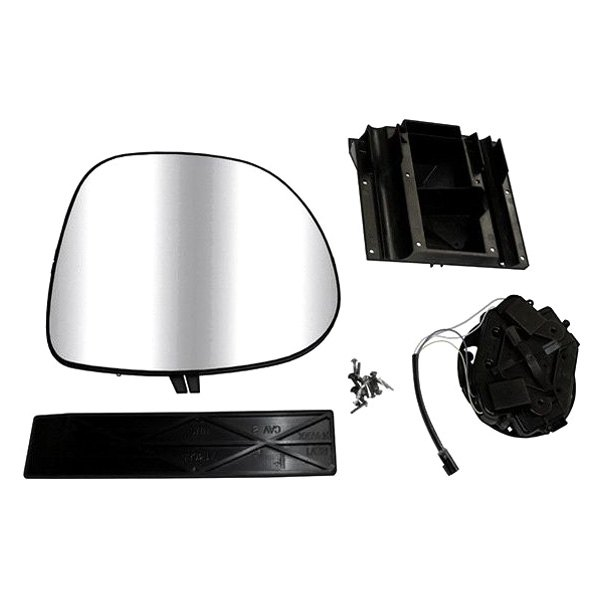 CIPA® - Driver Side Magna Extendable Replacement Mirror Kit